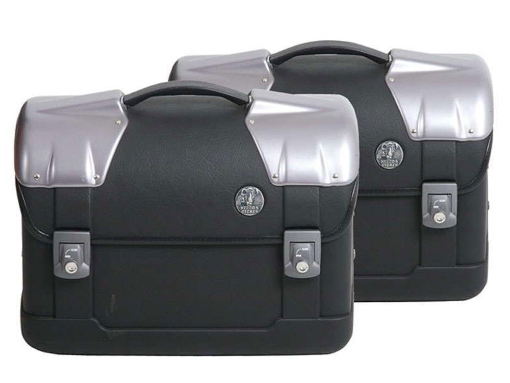 Hepco & Becker Strayker C-Bow Motorcycle Saddle Bags