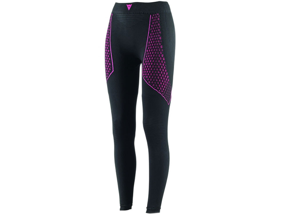 Dainese D-Core Thermo Windstopper Pants Lady (black/purple)