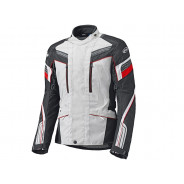 Held Lupo Motorcycle Jacket (grey / red)