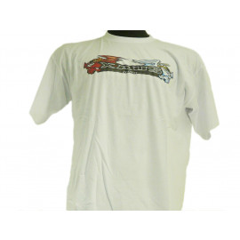 Alpha Racing Ruben Xaus T-Shirt Men (white)