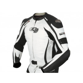 DIFI Imola EX3 Motorcycle Jacket Men (black/white)