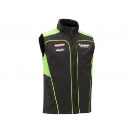 Kawasaki SBK Replica Body Warmer Men (black)