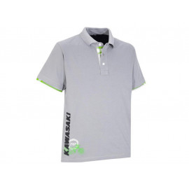 Kawasaki 1969 Polo Shirt (grey)