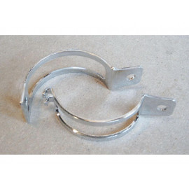 P&W Motorcycle Turn Signal Clamp Set (31-34mm)