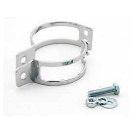P&W Motorcycle Turn Signal Clamp Set (51-54mm)