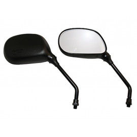 P&W Mirror Universal Joker (Pair) 10mm (black)