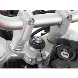 Hepco & Becker Motorcycle Handlebar Riser (25mm) BMW F700GS (K70)