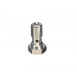 ABM Hollow Screw Alu M10x10 (chrome)