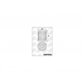 Champion Motorcycle Oil Filter COF042