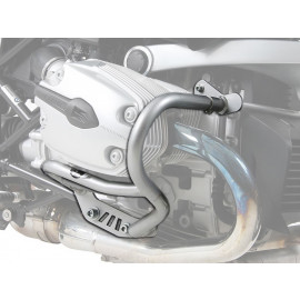 Hepco & Becker Crash Bar BMW R 1200 R / Classic (silver 2011-)