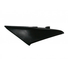 P&W Side Cover left Honda CBR 600 RR (PC37 2003-2004) (black/unpainted)