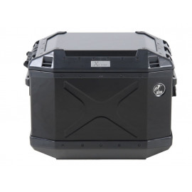 Hepco & Becker Xplorer Black 40 Motorcycle Side Pannier (left)