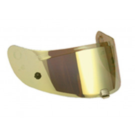 HJC R-PHA 10 / R-PHA 10 Plus Motorcycle Helmet Visor (gold mirrored)
