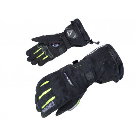 Orina Tesla heatable Motorcycle Gloves (black)