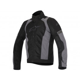 Alpinestars Amok Air DryStar Motorcycle Jacket Men (black/grey)