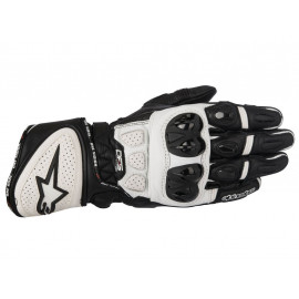 Alpinestars GP-Plus R Motorcycle Gloves Men (black/white)