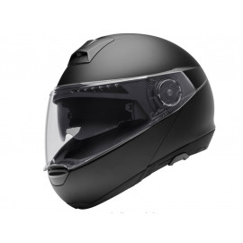 Schuberth C4 Flip-Up Helmet (black matt)