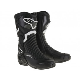 Alpinestars Stella SMX-6 V2 Motorcycle Boots Lady (black/white)