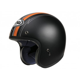 Arai Freeway Classic Ride Jet Helmet (black / orange)