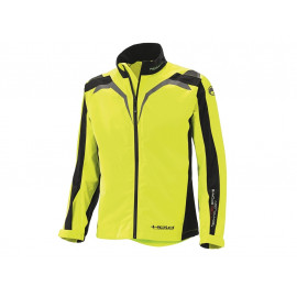 Held Rainblock Top Lady Rain Jacket (black / neonyellow)