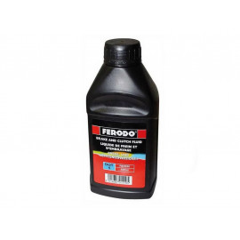 Ferodo Brake Fluid DOT 4 (250ml)