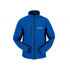 Suzuki Team Blue Fleece Jacket Men (blue)