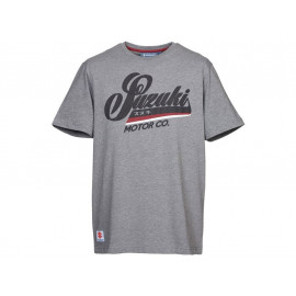 Suzuki Swoosh T-Shirt Men (grey)