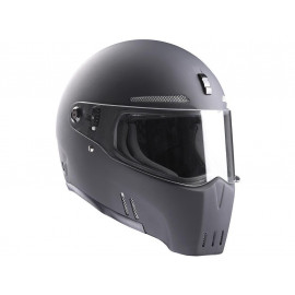 Bandit Alien II Full Face Helmet (black matt)