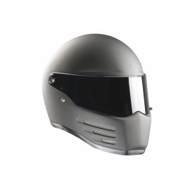 Bandit Fighter Full Face Helmet (black matt)