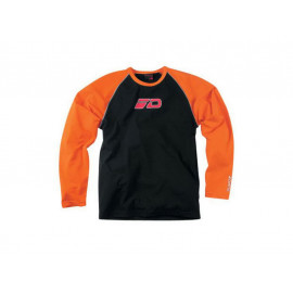 Dane Long Sleeve T-Shirt Men (orange)