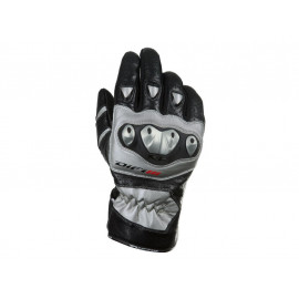 DIFI Gladiator Motorcycle Gloves (black/silver)