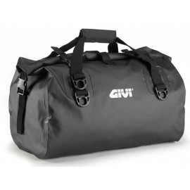 GIVI Easy Bag Waterproof Luggage Roll with Carrying Strap (40 Liter / black)