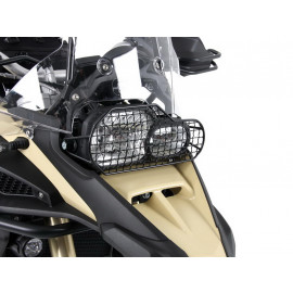 Hepco & Becker Motorcycle Headlight Grilles BMW F800 GS Adventure