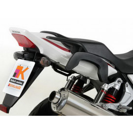 Krauser C-Bow Motorcycle Saddle Bags Holder Honda CBR 600 F Sport
