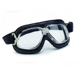 GIVI Chopper Motorcycle Goggle (chrome)