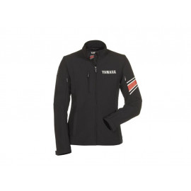 Yamaha REVS Majesty Softshell Jacket Lady (black)