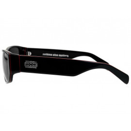 rude cmpny Sunglasses Nothing Else Matters (black/red line)