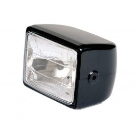 Shin Yo Motorcycle Headlight Side (black)
