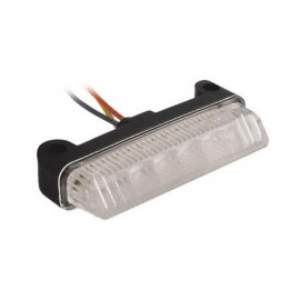 Shin Yo MINI LED Motorcycle Tail Light (clear Lense)