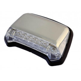 Shin Yo LED Fender Motorcycle Rear Light (chrome)