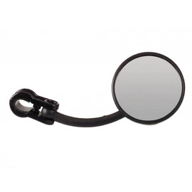 P&W Enduro-Handlebar Mirror left (black)