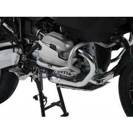 Hepco & Becker Crash Bar BMW R1200GS (2004-2012 silver)