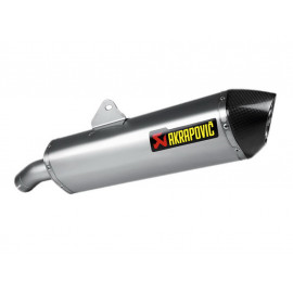 Akrapovic Slip-On Exhaust BMW F800GT / F800R (2013) Titanium