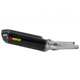 Akrapovic Slip-On Exhaust Suzuki GSX-R 1300 Hayabusa (2008-2010) Carbon