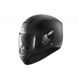 Shark D-Skwal Blank Mat Full Face Helmet (black matt)