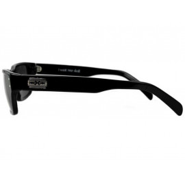 rude cmpny Sunglasses I Want Your Skull (piano black)