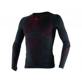 Dainese D-Core Thermo Functional Underall Shirt Men (black/red)