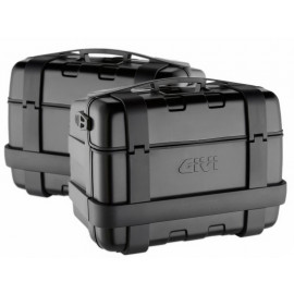 GIVI Trekker 46 Monokey Side Pannier Set (black)