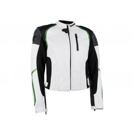 Kawasaki Z Motorcycle Jacket Lady (white)