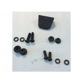 GIVI Fixing claw rubber stoppers and Screws for SRA racks